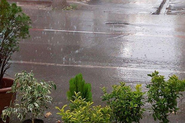 باران مهمان مناطق کوهپایه ای گلستان می گردد