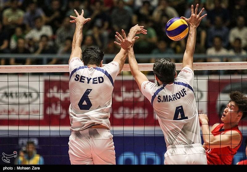 ملی پوشان والیبال ایران راهی اسلوونی شدند