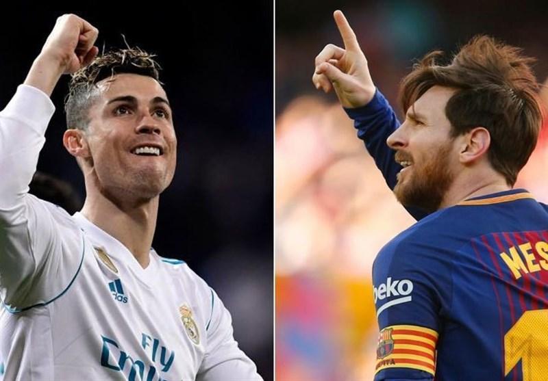 فوتبال دنیا، خاطره ای جالب از روزی که رونالدو مقابل آینه خودش را با مسی مقایسه کرد!