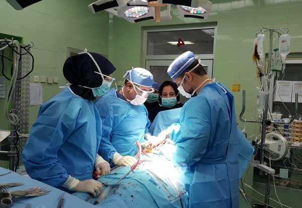 دومین پیوند موفقیت آمیز قلب در تبریز انجام شد
