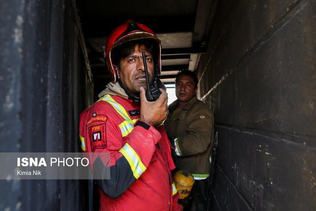 انفجار یک واحد مسکونی در جیحون، دو نفر نجات پیدا کردند