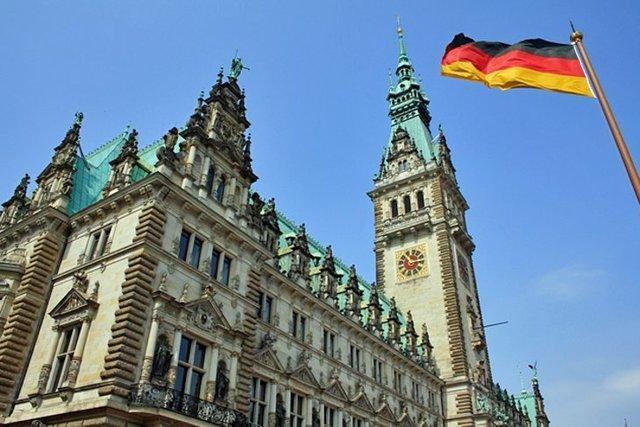نرخ رشد اقتصادی آلمان کم می گردد