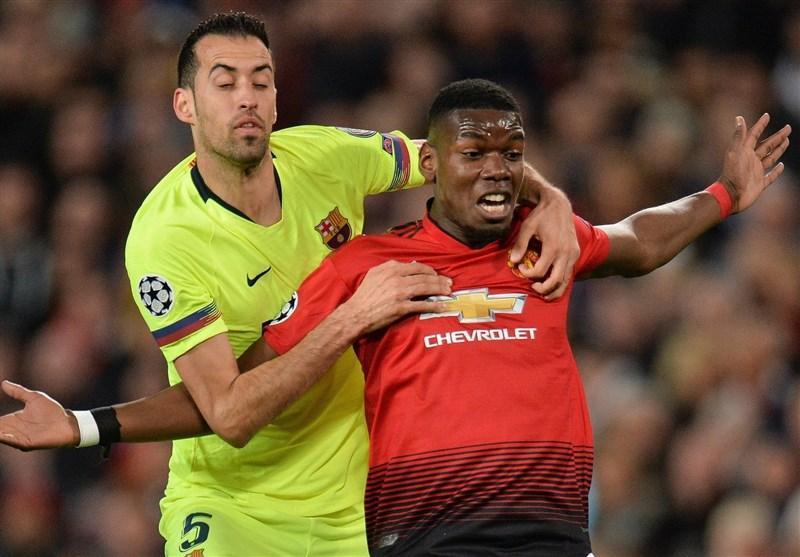 واکنش پوگبا به بازی مقابل بارسلونا در ال کلاسیکو