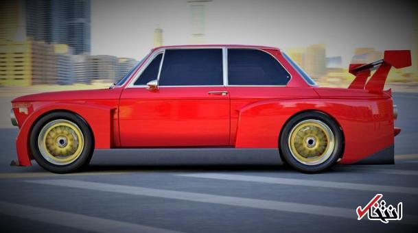 با یکی از پرطرفدارترین خودروهای اسپرت دنیا آشنا شوید