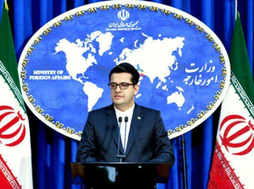 سخنگوی وزارت امور خارجه:دیپلماسی برای آمریکا یعنی تحریم و تروریسم مالی!