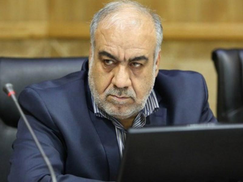 نشست استاندار کرمانشاه با رییس دفتر اسکان بشر ملل متحد در ایران