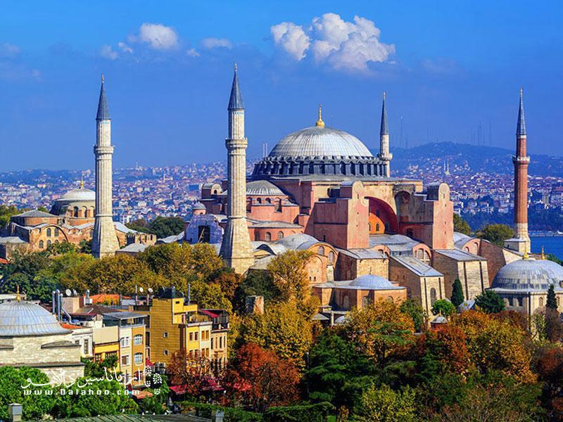 پاییز ترکیه؛ فرصتی برای آرامش