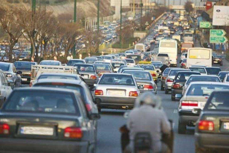 کاهش 14 درصدی ترافیک تهران با اجرای طرح ترافیک جدید