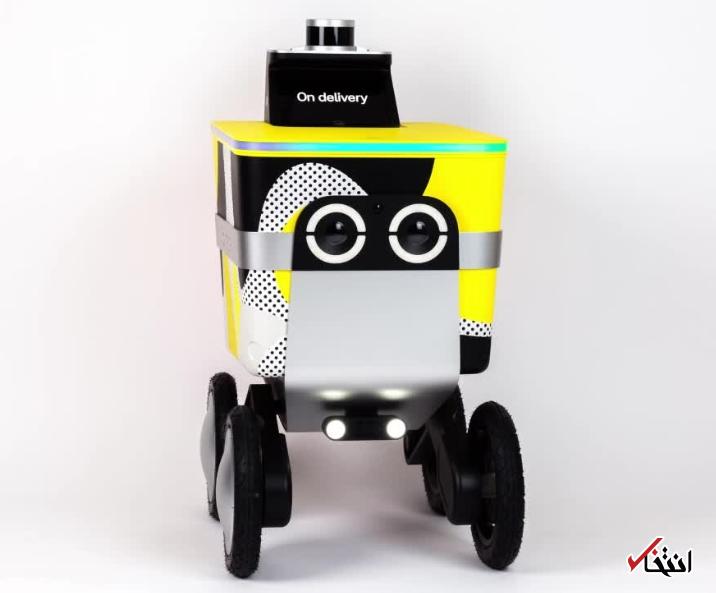 مجوز فعالیت ربات های پستچی در سانفرانسیسکو تایید شد ، دارای سنسورهای هوشمند ، ویژه حمل غذا