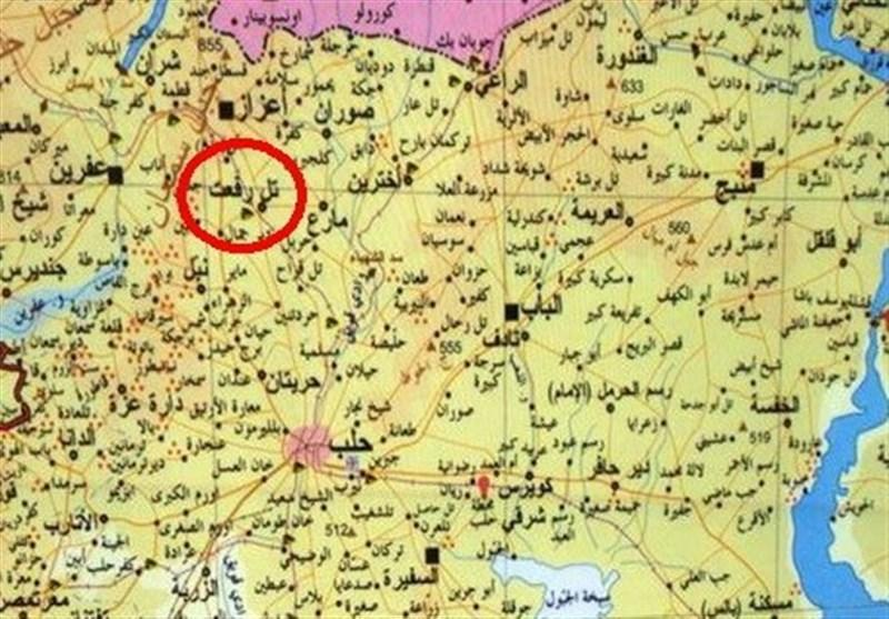 گلوله باران مناطقی در شمال سوریه از سوی ترکیه