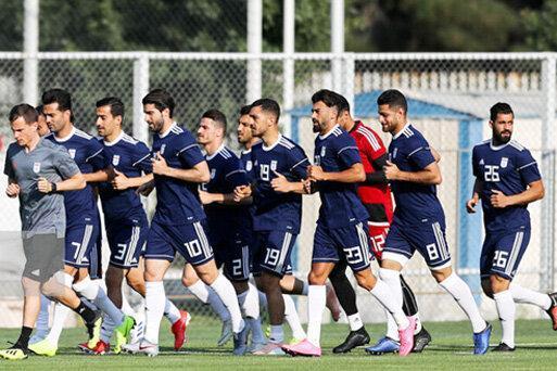 فوتبال ایران در رده 23 دنیا و نخست آسیا