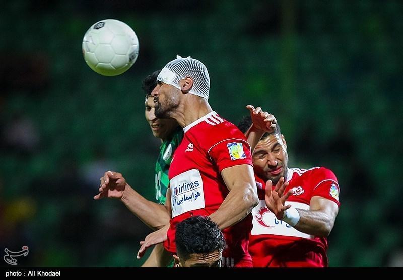 لیگ برتر فوتبال، تساوی یک نیمه ای تراکتور و گل گهر سیرجان