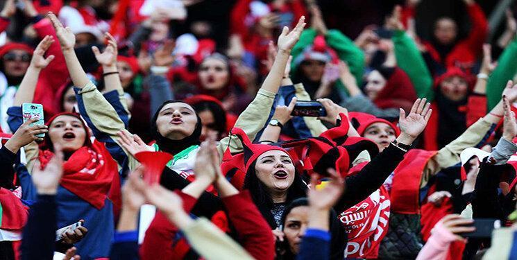 جزئیات فروش تمام 4 هزار بلیت جایگاه زنان در بازی ایران با کامبوج