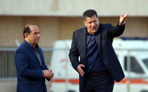 دایی: فعلاً قصد ندارم در لیگ برتر مربیگری کنم
