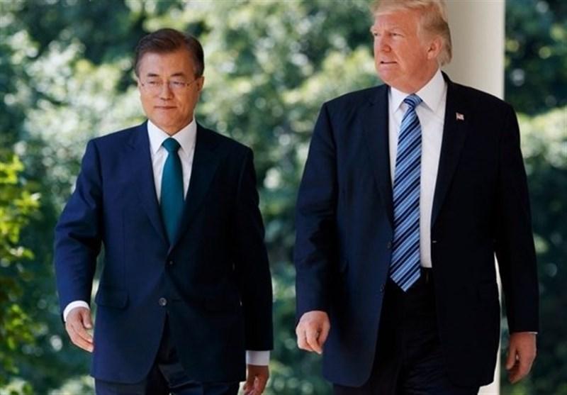 حمله ترامپ به کره جنوبی بر سر هزینه استقرار نظامیان آمریکایی