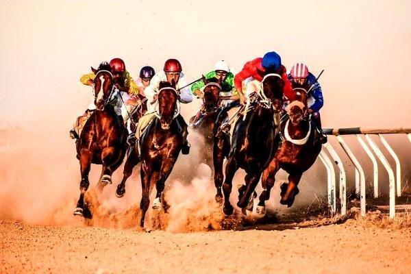 رقابت 67 راس اسب در هفته قهرمانی کورس پاییزه آق قلا