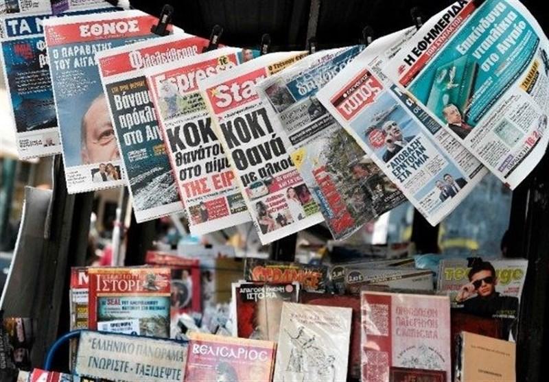 نشریات ترکیه در یک نگاه، مثلث ترور٬ امارات- عربستان- شمال سوریه، پاسخ تند داوداوغلو به اردوغان