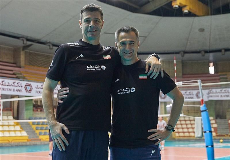 کوبیلسکی و میشیچ به تیم ملی والیبال ملحق شدند