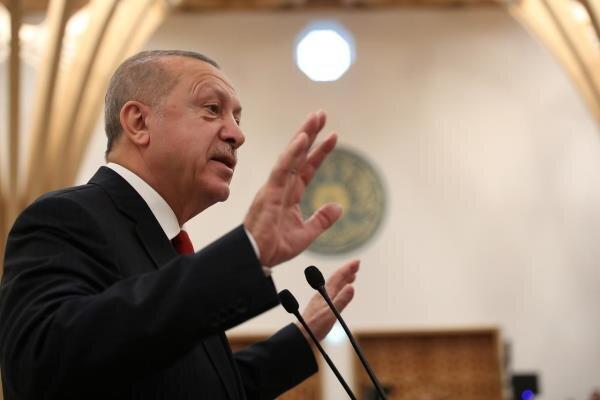 اردوغان: پهپادهای بیشتری به قبرس شمالی می فرستیم