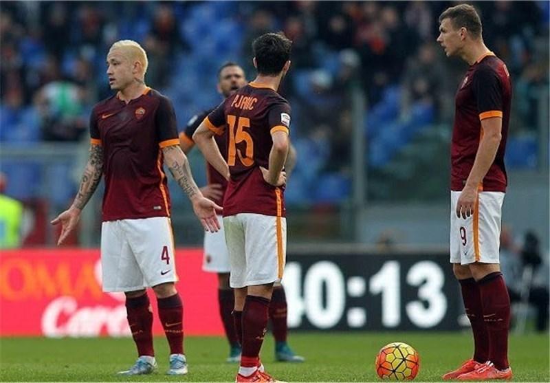 حذف ناباوارانه رم با شکست خانگی برابر تیمی دسته دومی، فیورنیتنا هم باخت