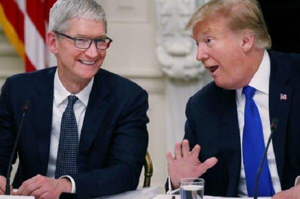 کاهش حقوق تیم کوک به علت ضعف عملکرد اپل