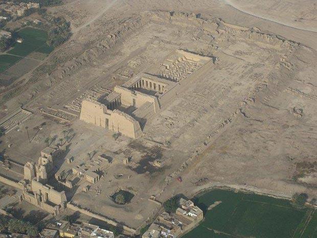 زیباترین معابد باستانی مصر