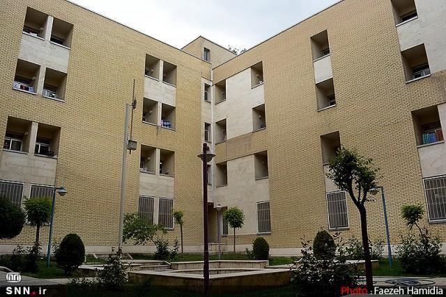 ثبت نام و رزرو خوابگاه های دانشگاه تهران از فرد،ا 13 بهمن شروع می گردد