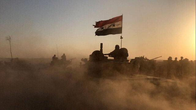 مقابله ارتش سوریه با جبهه النصره در حومه شرقی ادلب