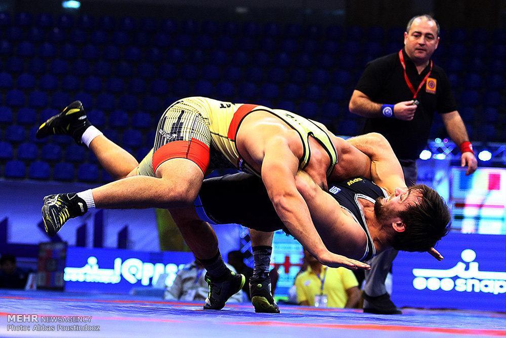 جنگ ایلدیم: تمرین در خانه برای ورزشکاران حرفه ای سخت است، آرزویم طلای المپیک است