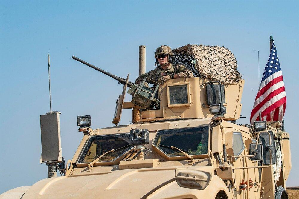صدها نظامی آمریکایی از عراق خارج می شوند
