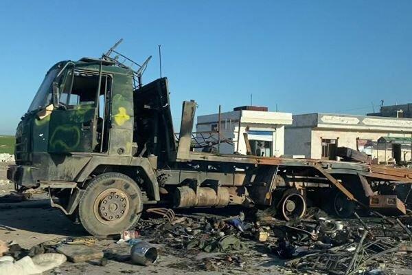 درگیری شدید در جنوب ادلب میان ارتش سوریه و تروریستها