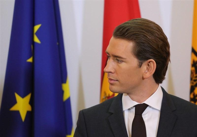 نفوذ کرونا به مجلس اتریش، درخواست صدراعظم از پلیس برای مجازات ناقضان محدودیت ها