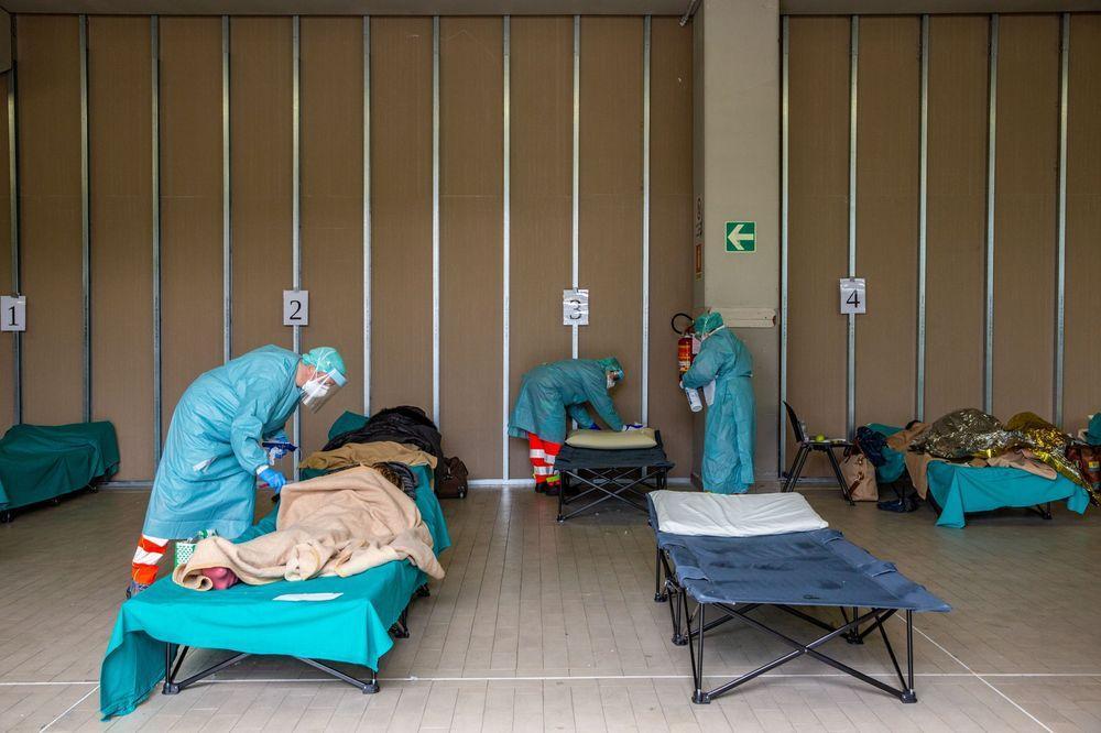 کشته های کرونایی در اروپا از 120 هزار نفر بالاتر رفت