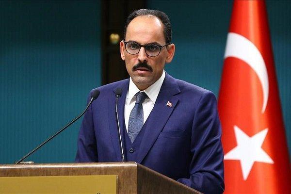 آنکارا: می توانیم مسائل با یونان را از مجاری دیپلماتیک حل کنیم