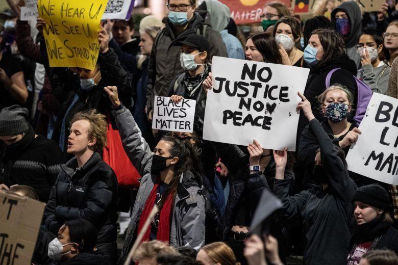 تظاهرات ضد نژادپرستی در استرالیا ممنوع شد
