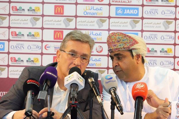 برانکو پایان به عمان بازگشت