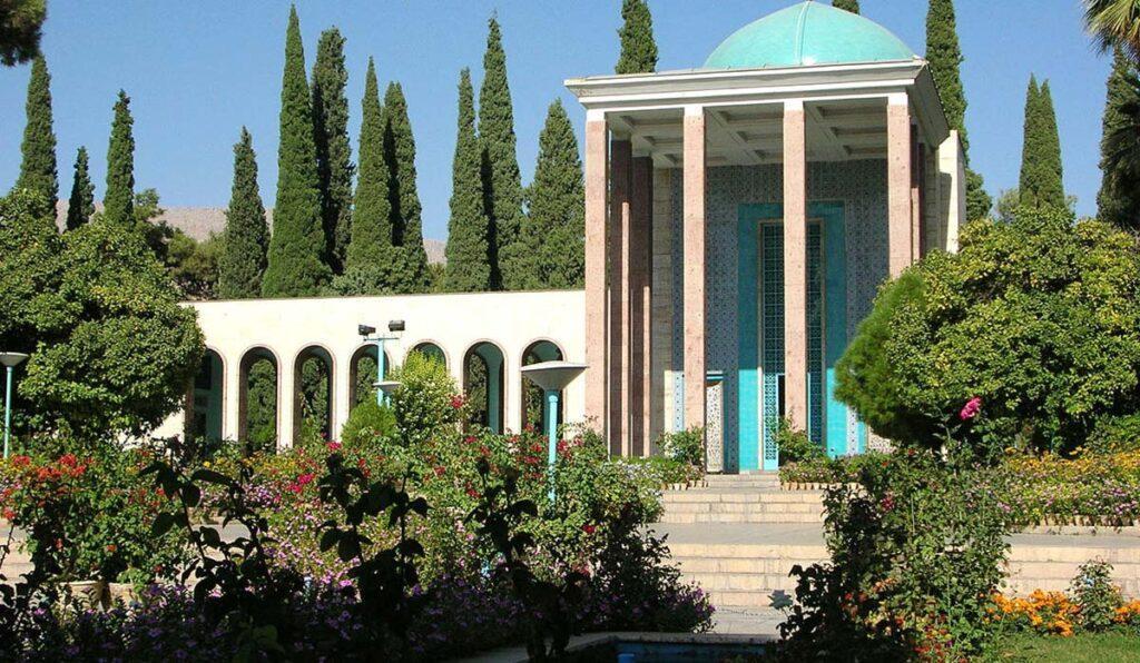 همه چیز درباره آرامگاه سعدی شیراز، پادشاه سخن در ایران