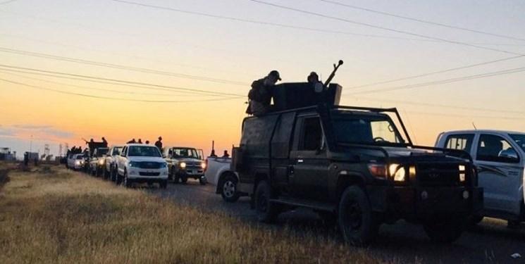 عملیات های الحشد طی 24ساعت گذشته؛ از سرنگونی پهپاد داعش تا عملیات اسود الجزیره