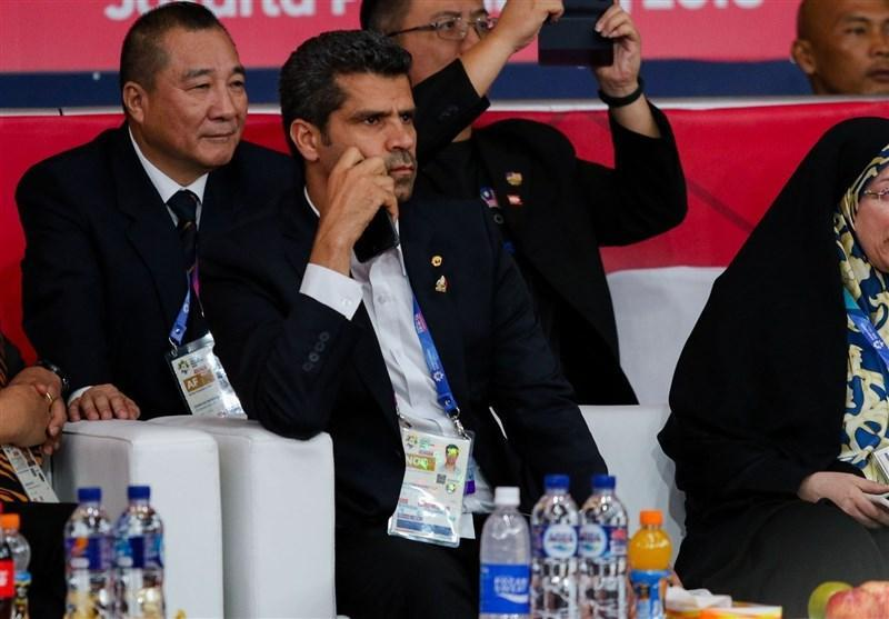 ثبت نام ساعی و میراسماعیلی در انتخابات ریاست کمیسیون ورزشکاران