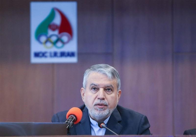 صالحی امیری: کناره گیری سجادی از پرونده جودو کذب است، سعیدی تا دی ماه سال آینده می تواند ادامه فعالیت بدهد