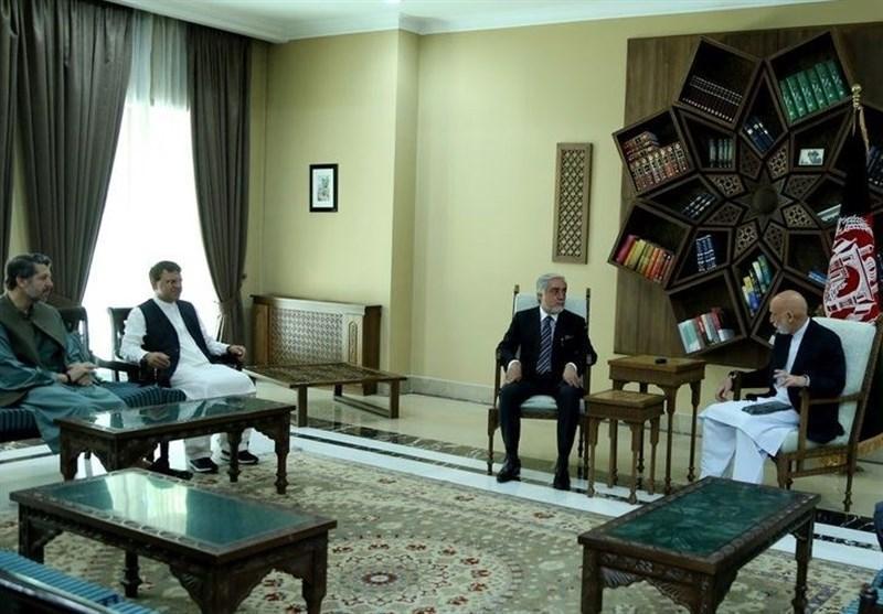 دور تازه رایزنی های عبدالله برای کسب حمایت چهره های سیاسی افغانستان