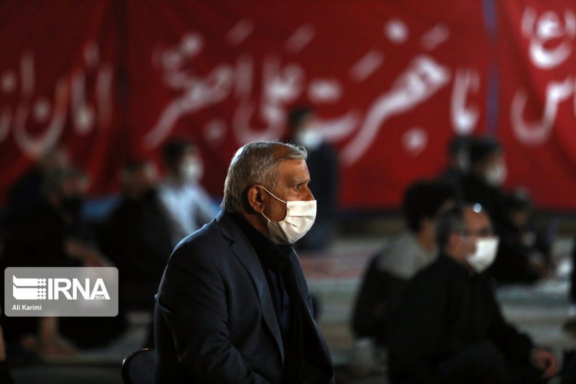 خبرنگاران معاون استاندار فارس: حرکت هیات های مذهبی به سمت حرم شاهچراغ(ع) ممنوع است