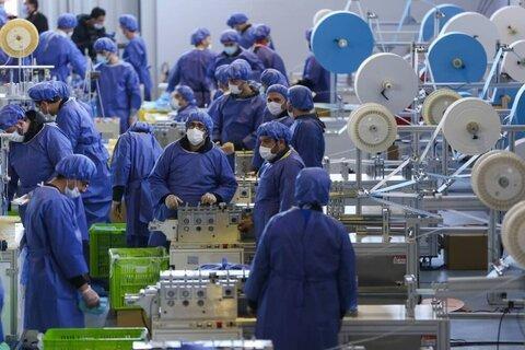 نانو در خدمت مبارزه با کرونا ، دومین کشور تولیدکننده دستگاه الکتروریسی در دنیا هستیم