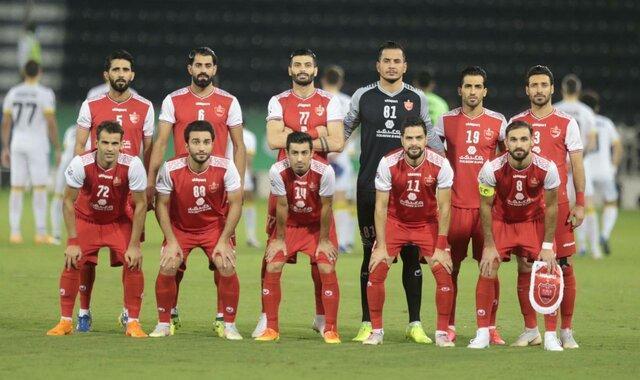 عزیزیان: پرسپولیس آسیا را می شناسد، خستگی تیم را عقب می اندازد اما ایرانی با غیرت است