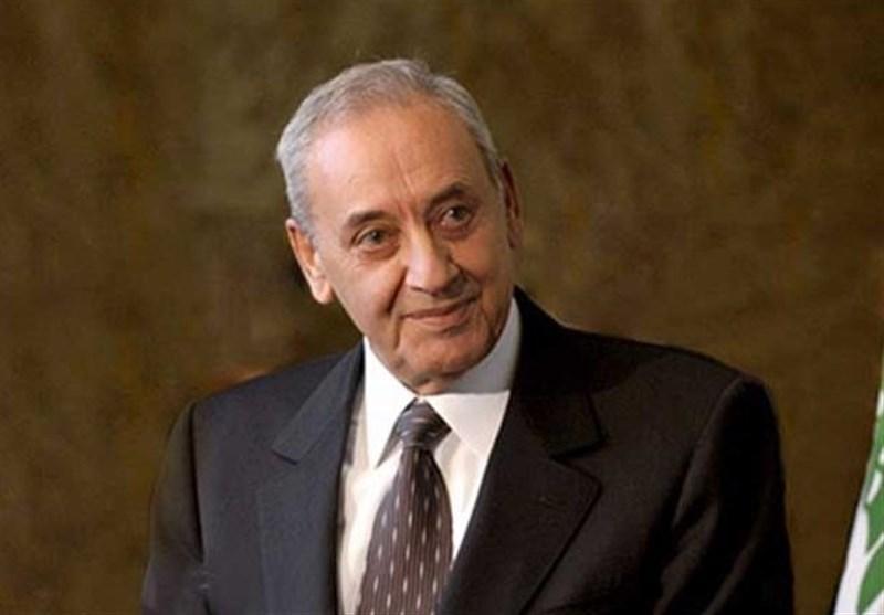 لبنان، نبیه بری: دولت جدید طی روزهای آینده تشکیل می گردد