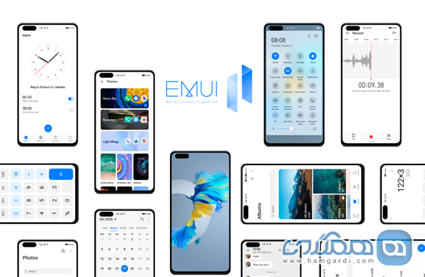 به روزرسانی EMUI 11 برای 37 گوشی هوشمند هوآوی اعلام شد
