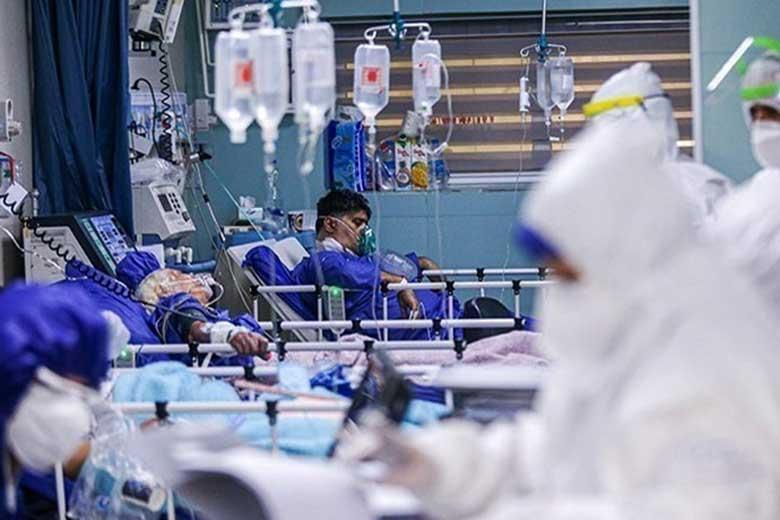 شناسایی 13053 بیمار جدید کووید 19 ، جانباختن 475 بیمار کرونایی ، 27 استان در شرایط قرمز