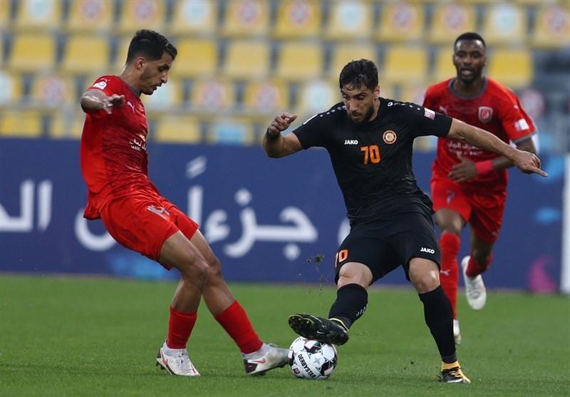 لیگ ستارگان قطر، ام صلال با روزبه چشمی برابر الدحیل باخت
