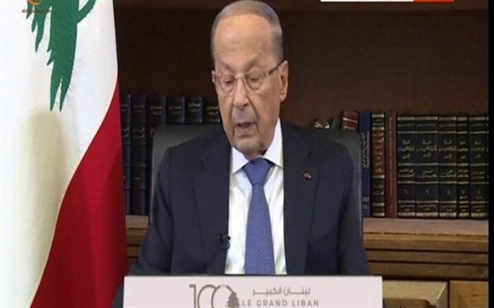رئیس&zwnjجمهوری لبنان کابینه پیشنهادی الحریری را رد کرد