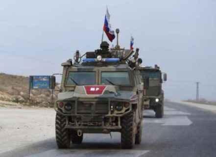 روسیه نیروهای بیشتری را به شمال سوریه فرستاد